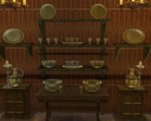 Silverware conversion from SKYRIM