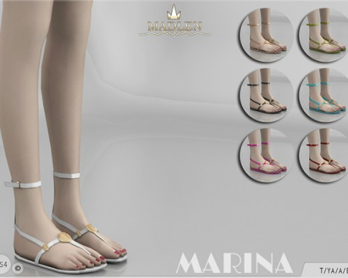 Madlen Marina Shoes by MJ95