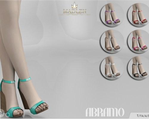 Madlen Abramo Shoes by MJ95
