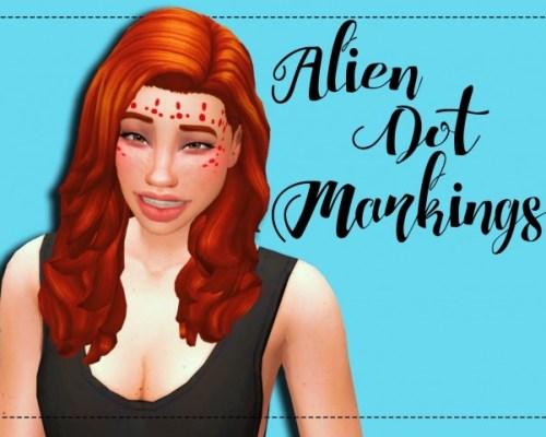 Alien Dot Markings Recolor by Weepingsimmer