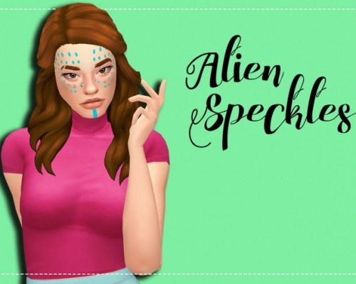 Alien Speckles Recolor by Weepingsimmer