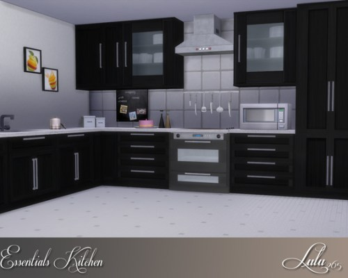 Essentials Kitchen by Lulu265