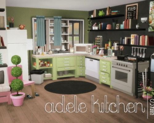 Adele Kitchen by Stefizzi