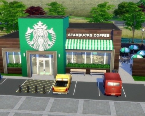 Starbucks Coffee by audrcami