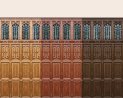 Bruges Gothic/Tudor Panels 3 colours by Velouriah