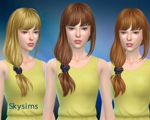 Skysims hair 114 (Pay)