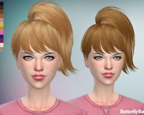 B-flysims hair af 076 No hat by YOYO (Free)