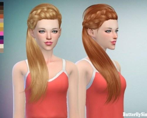 B-flysims hair af JO162 by YOYO (Free)