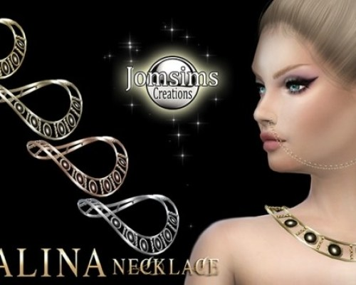 Evalina necklace
