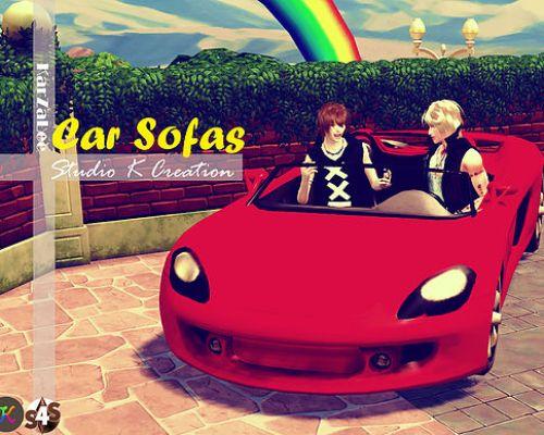 Car Sofas
