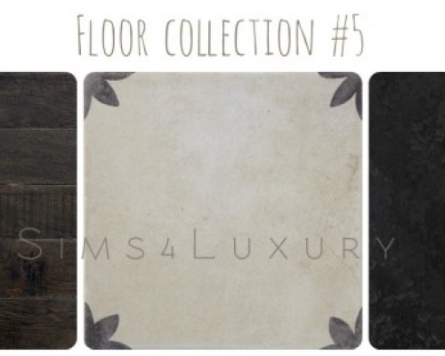 Floor collection #5