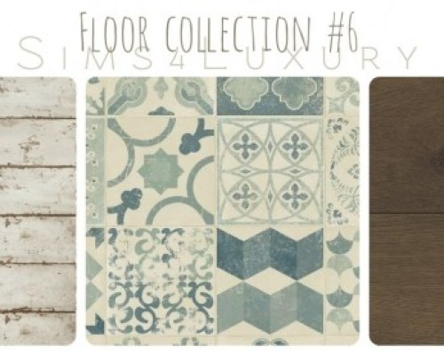 Floor collection #6