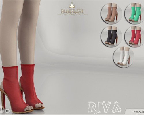 Madlen Riva Boots by MJ95