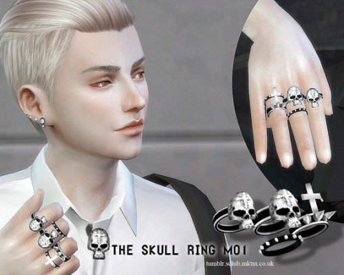 Ring (M)01 by S-Club LL