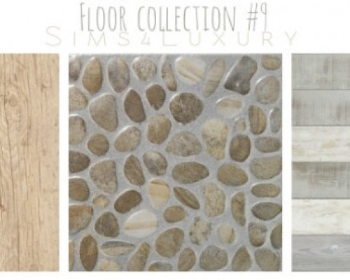 Floor collections 7, 8 & 9