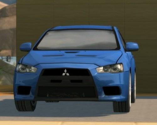 2010 Mitsubishi Lancer Evolution X