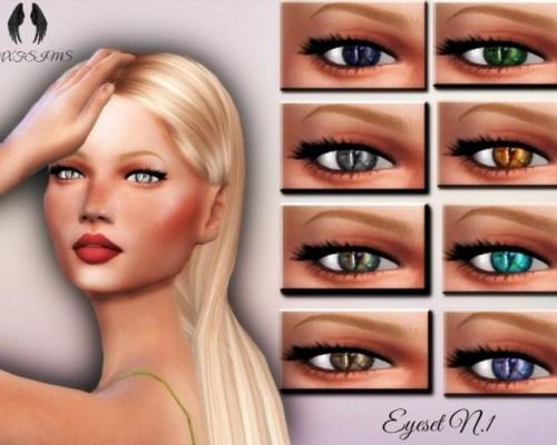 Eyeset N.1