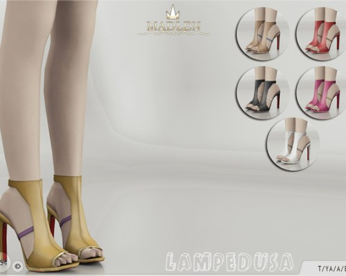 Madlen Lampedusa Shoes by MJ95
