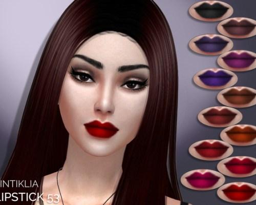Lipstick 53 by Sintiklia