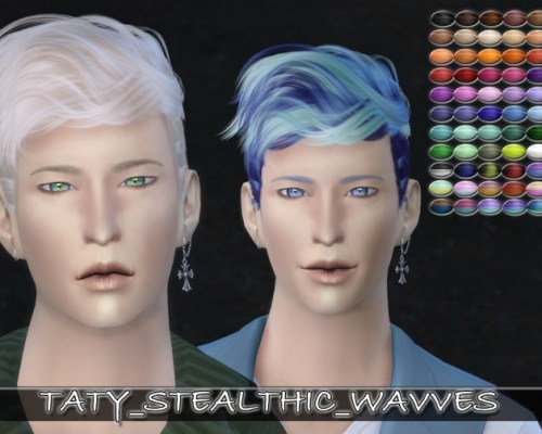 Stealthic Wavves by Taty