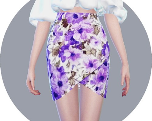 Tulip Skirt Pattern version