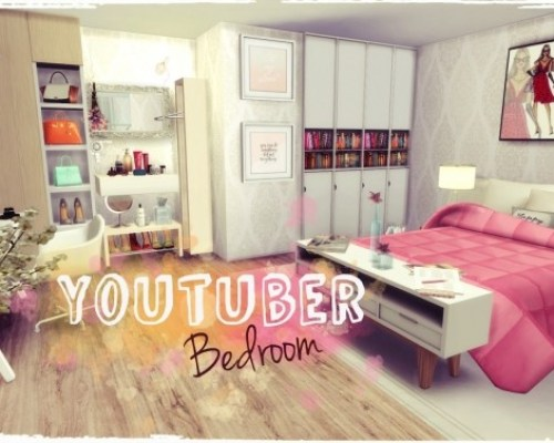 Youtuber Bedroom