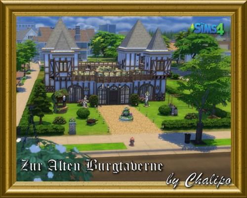 Zur Alten Burgtaverne restaurant by Chalipo