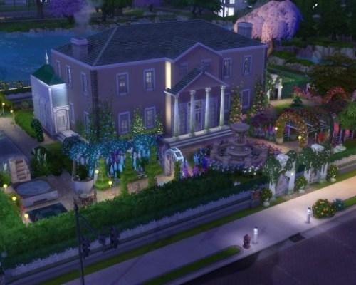 The Superhero Mansion by Velouriah
