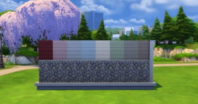 Applause Clapboard With Rustic Riverstone By AquaGamerTV
