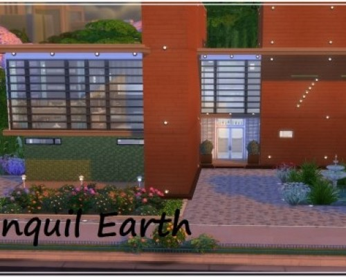 77 Tranquil Earth-Contemporary Home by wendy35pearly
