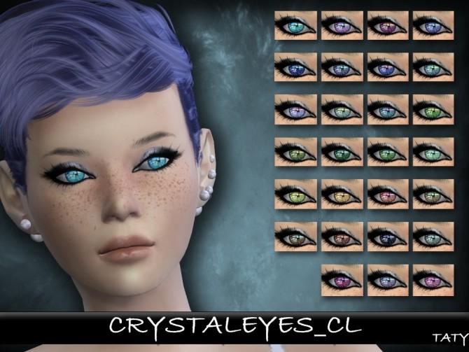 Crystal Eyes CL By Taty86