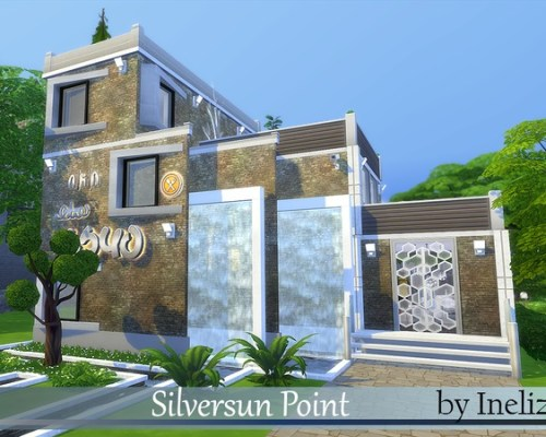 Silversun Point by Ineliz