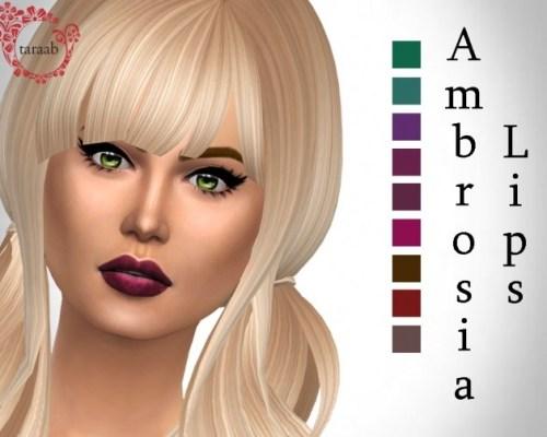 Ambrosia Lips by TaraBleek