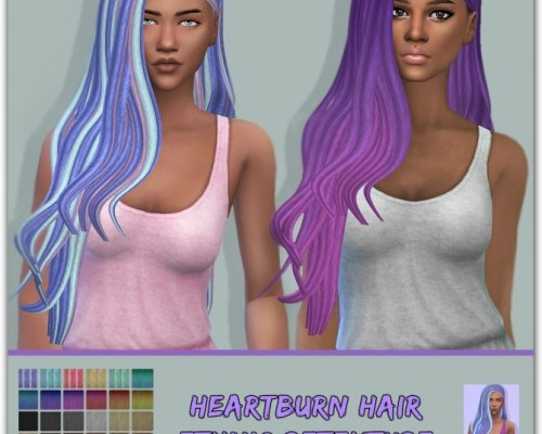 Heartburn Hair Ethnic Retexture
