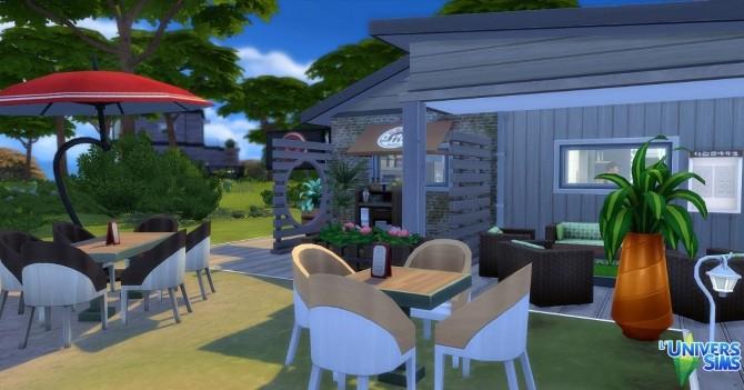 L'Estivale Restaurant By Sirhc59