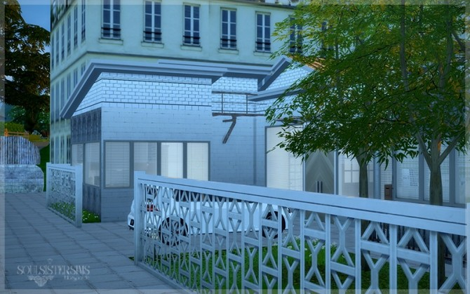 #33 City Life House By Tanja