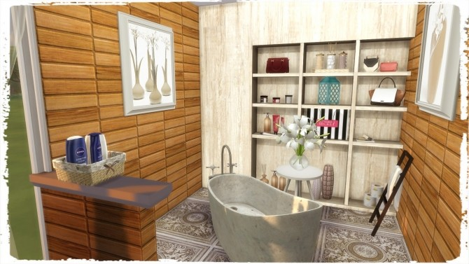 Luxury Bathroom (Build & Decoration)