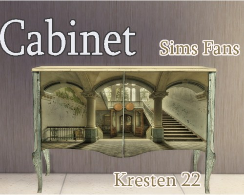Cabinet conversion by Kresten 22