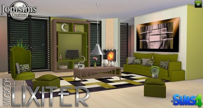 Lixiter Livingroom