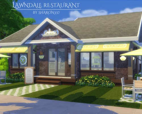 Lawndale Restaurant by sharon337