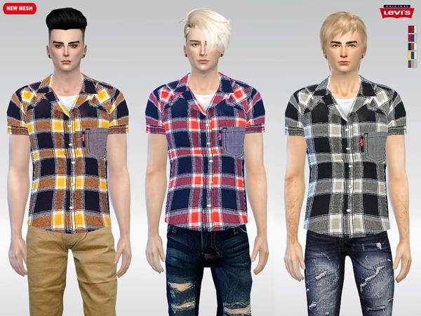 Boy Next Door Casual Shirt By McLayneSims