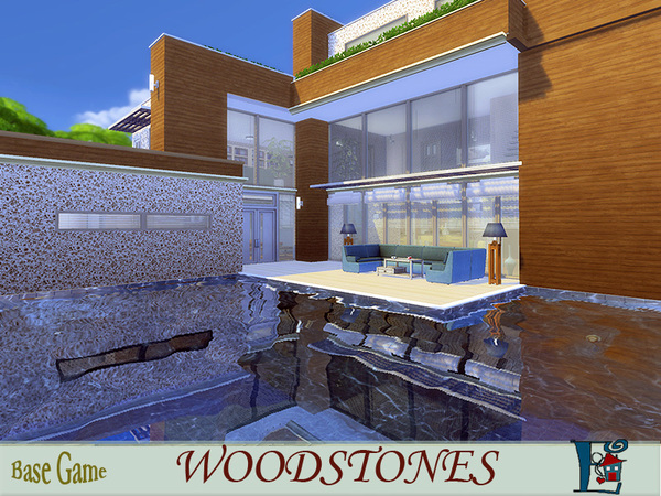 Woodstones House By Evi