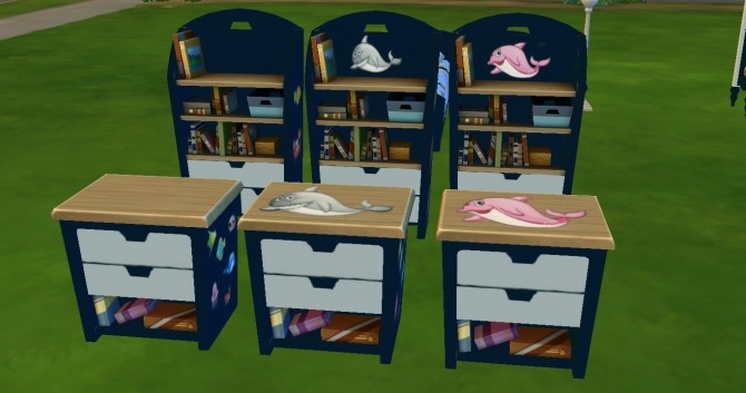Sea Adventure Themed Kid's Room By Cmbaker18