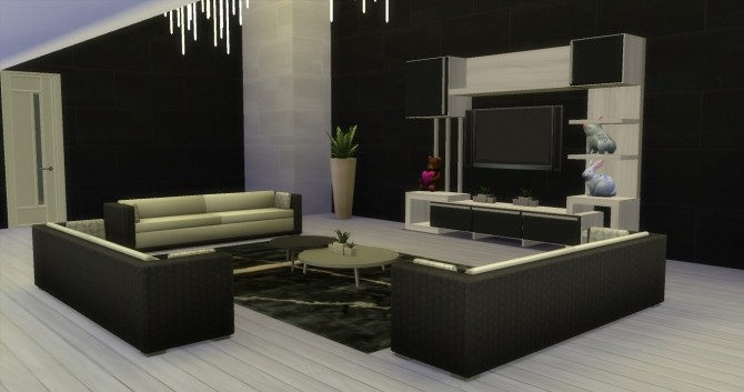 Modern Pure 2 House By Ramdhani