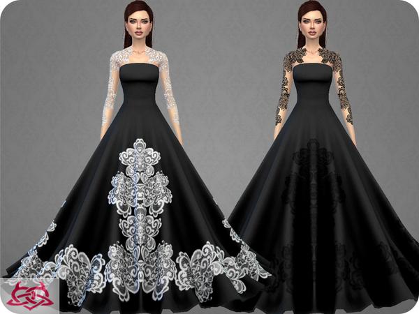 Wedding Dress 9 RECOLOR 4 By Colores Urbanos