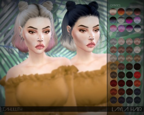 Layla Hair by Leah Lillith