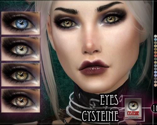 Cysteine Eyes by RemusSirion