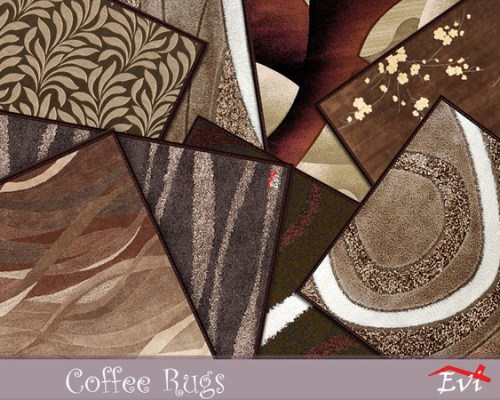 Coffee Rugs by evi