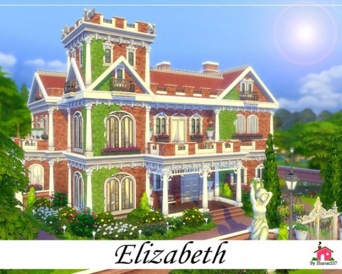 Elizabeth family home by sharon337