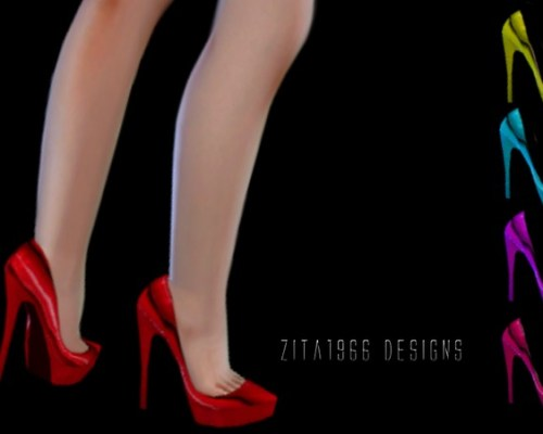 Stiletto by ZitaRossouw